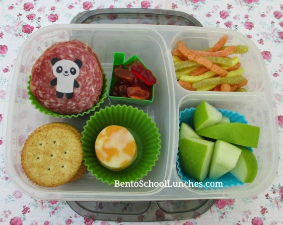 Applegate lunchables, bento school lunches