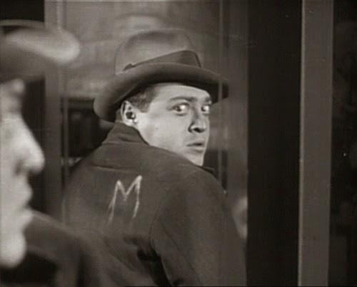 """Cena do filme """"M, O Vampiro de Dusseldorf"""""""