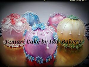 Kelas DIY Temari Cake RM250