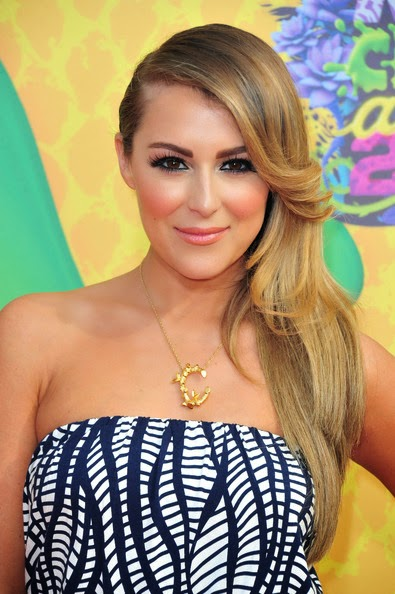 Alexa Penavega   Kids Choice Awards 2014