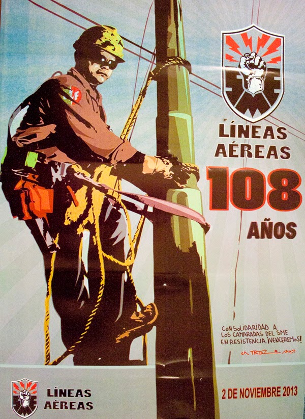 Líneas Aéreas 108 años