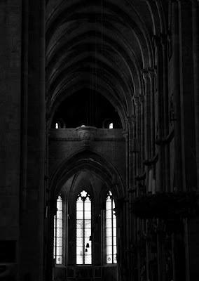 St. Sebald Kirche Innenaufnahme
