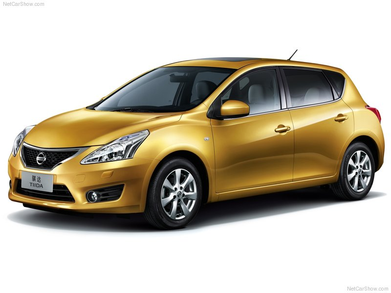 2012 Nissan Tiida Picture