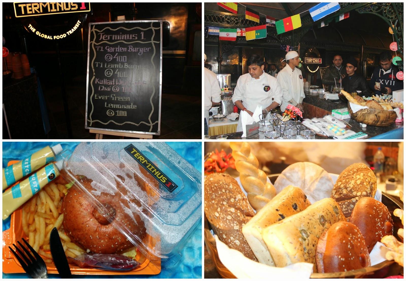 terminus1, burger, delhi, EatTreat Burger Faceoff