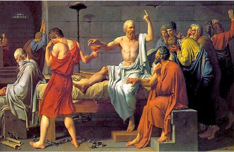 سقراط أبو الفلاسفة
