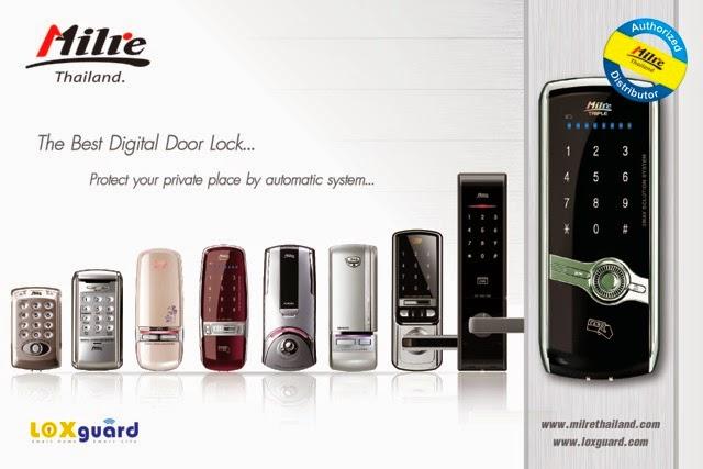 ทำไมจึงต้องเปลี่ยนกลอนประตูธรรมดาเป็น Digital Door Lock?