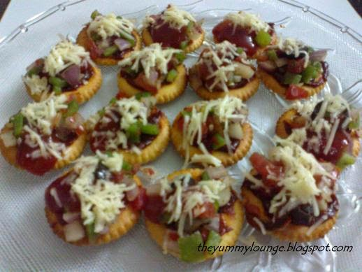 Monaco Pizza Recipe