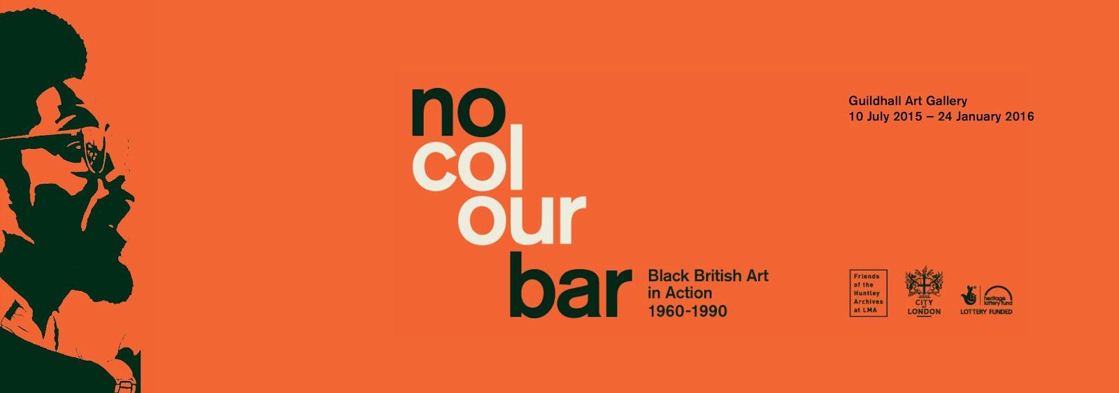 No Colour Bar: Black British Art in Action 1960 - 1990