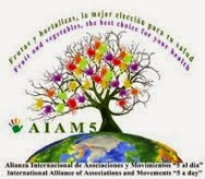 Dia mundial de las frutas y  verduras