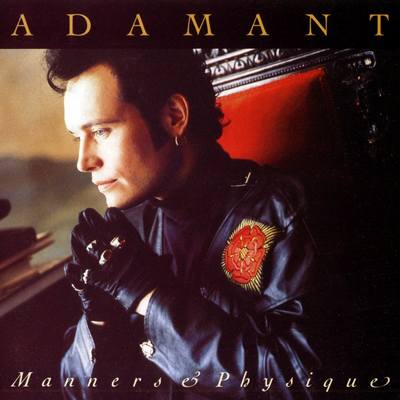 Adam Ant album cover: Manners & Physique, 1990.
