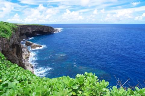 絶海の小島