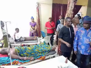 Ozubulu massacre: 8 victims still hospitalized – CMD