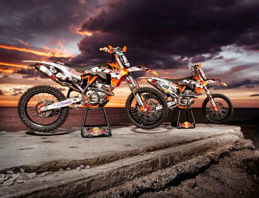 KTM  350 SX-F Motorcycles Price
