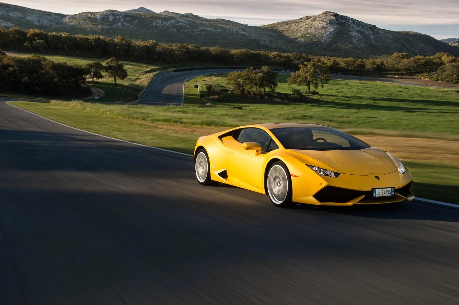 Lamborghini Huracan LP 610-4 HD Image