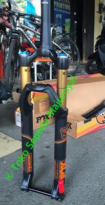 """Fork 2016 Fox 32 Float 120 untuk 27,5""""-26"""" 3pos ta15mm dan 1,5taper ori inbox"""