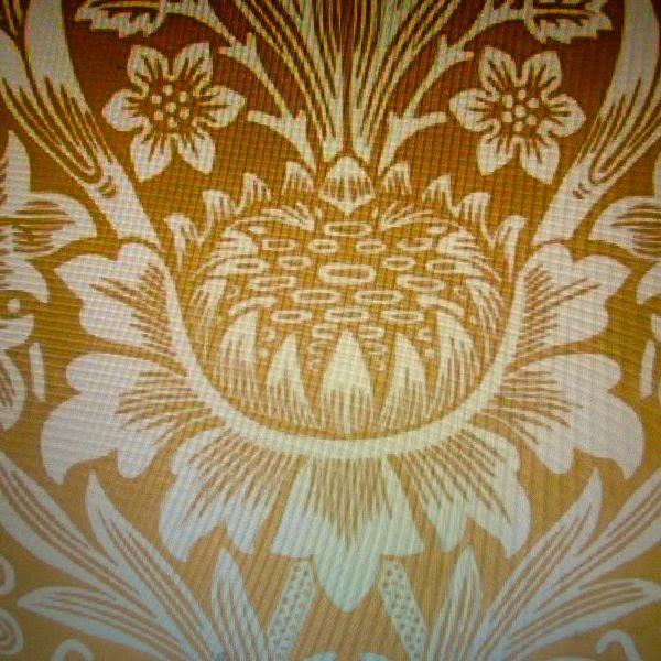Sweaterdoll Allison Dey Tutorial William Morris Sunflower