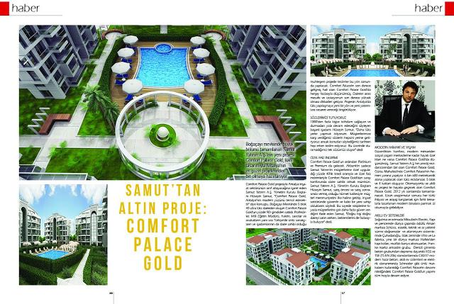 Comfort Palace Gold Antalya