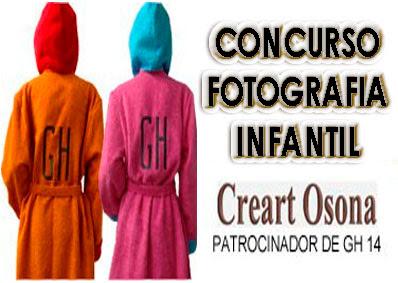 1º Concurso de fotografía infantil de Creart Osona