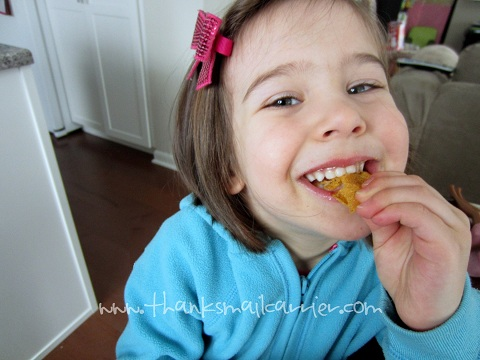Green Giant Sweet Potato Chips review