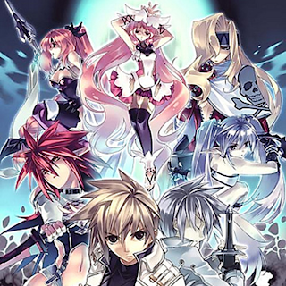 Agarest PC Game Japanese RPG anime manga Style Tatical