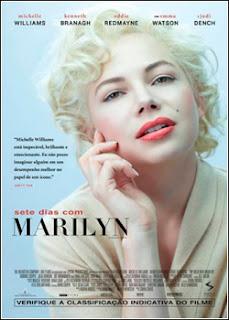 Sete Dias com Marilyn Dublado 2012