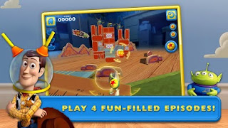 Toy Story: Smash It Android İndir