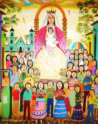 Apariciones de la Virgen de Coromoto en Venezuela (1652)