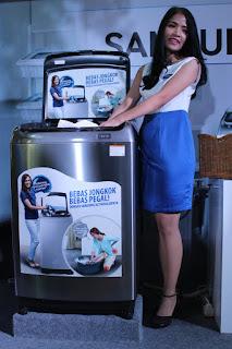 Harga Mesin Cuci Samsung Bebas Pegal Terbaru