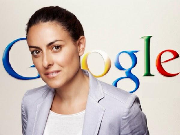 Bárbara Navarro, la inteligencia de Google