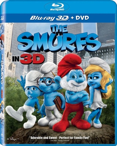 The Smurfs [Los Pitufos] 720p Español Latino Dual