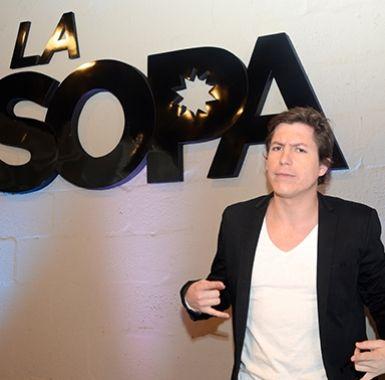 Canal E: La sopa de Alejandro Riaño
