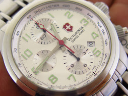 VICTORINOX SWISS ARMY CHRONOGRAPH - AUTOMATIC ETA7750
