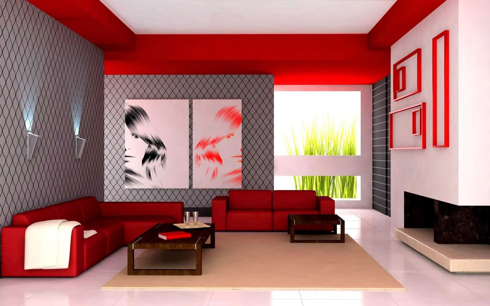 Latest Living Room Design Simple for 2014 ~ Home Inspirations