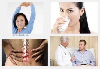 Cách phòng ngừa hậu quả của bệnh loãng xương ?