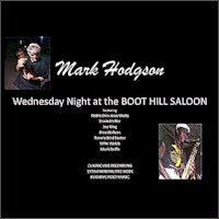 Mark Hodgson - Wednesday Night At the Boot Hill Saloon