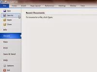 Cara Membuat File PDF dari Word