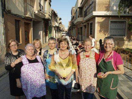Más de 100 amas de casa celebran la tradicional xocolatà de Pascua