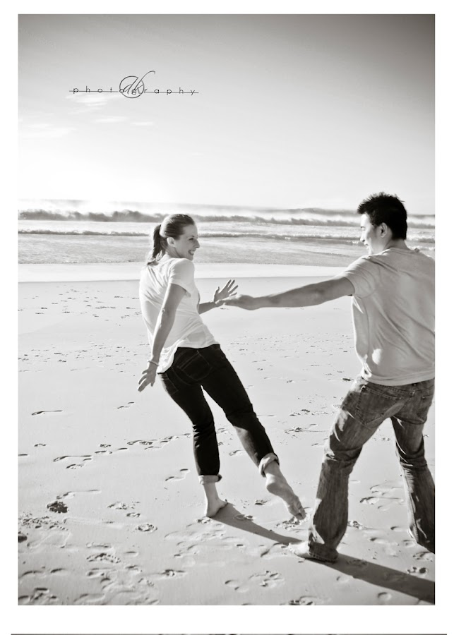 DK Photography 3 Kate & Cong's Engagement Shoot on Llandudno Beach  Cape Town Wedding photographer