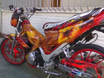 Photo of Modifikasi Motor Fu