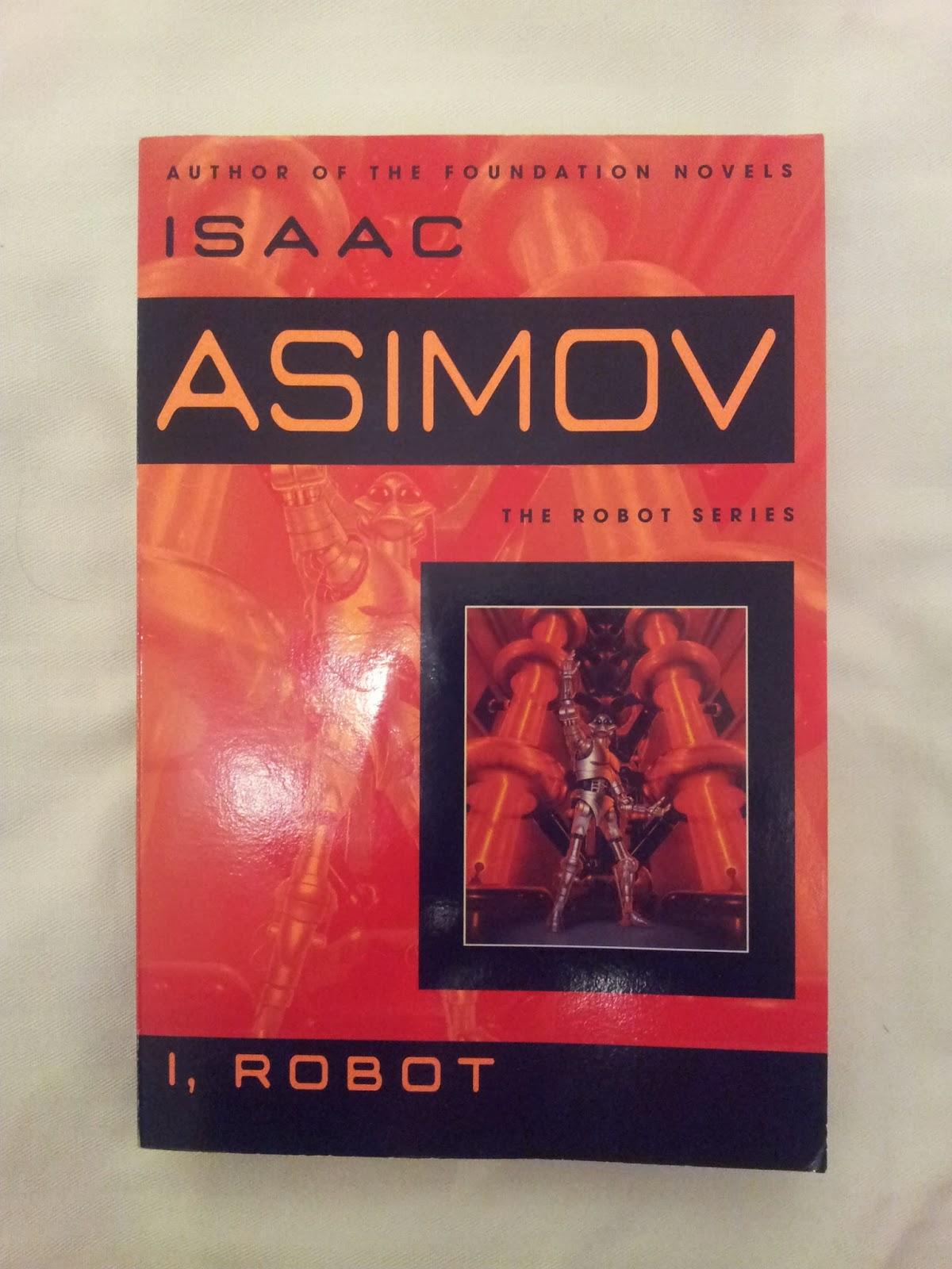 a review of the book nemesis by isaac asimov Nemesis by isaac asimov (1990, paperback) 1 product rating about this product brand new: lowest price  item 1 nemesis by isaac asimov - nemesis by isaac asimov $399 free shipping  bantam spectra book: nightfall by isaac asimov and robert a.