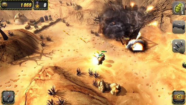 Tiny Troopers Screenshots 1