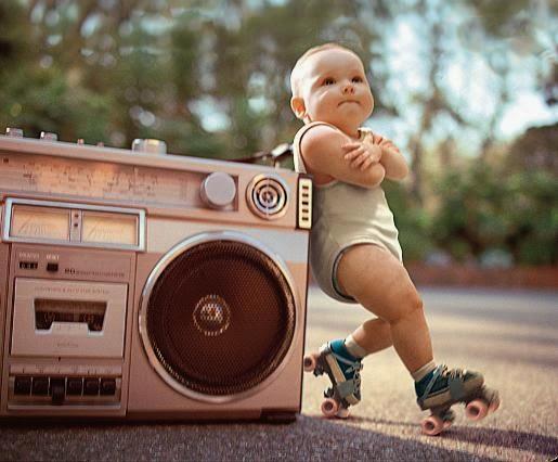 Photo bébé evian