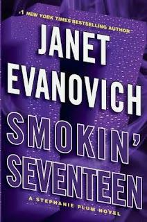 Book cover of Smokin Seventeen by Janet Evanovich