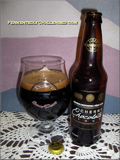 Stone Tröegs Cherry Chocolate Stout