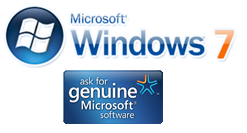 Genuine windows 7