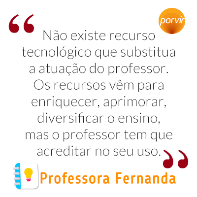 Professora Inovadora