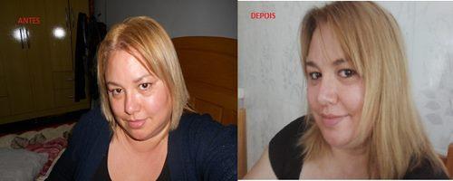 Fotos do cabelo da Geovana
