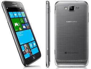 Spesifikasi dan Harga Samsung Ativ S