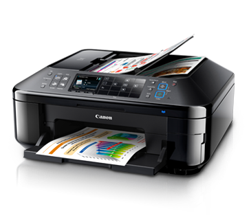 download Canon PIXMA MX897 Inkjet printer's driver