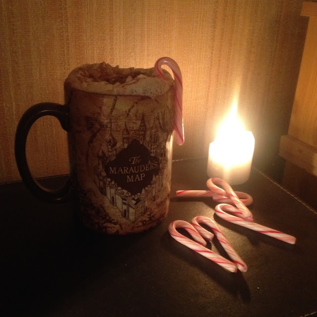 Chocolat Chaud Sucre d'Orge